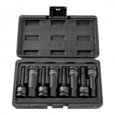 Set chei imbus de impact RODCRAFT RS438A 1/2 inch - 8 piese