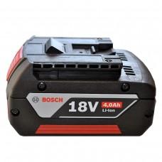 Acumulator Bosch Li-ion 18 V 4,0 Ah