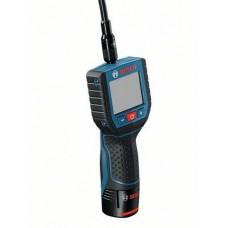 Cameră pentru inspecţie cu acumulator Bosch GOS 10,8 V-LI 17 mm 1 x 1,5 AH L-Boxx