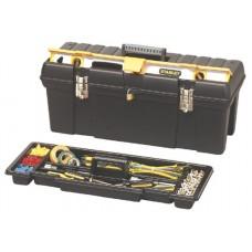 Cutie unelte cu compartiment pentru nivela