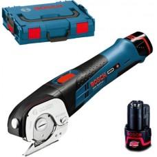Foarfeca cu acumulator Bosch GUS 10,8 V-LI Foarfece universal L-Boxx