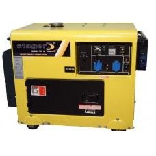Generator cu automatizare Stager DG 5500S+ATS