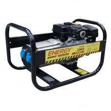 GENERATOR DE CURENT MONOFAZAT 4,2 KVA, ENERGY 4500 M, MOTOR SUBARU EX21