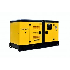 Generator diesel KDE 145 S3