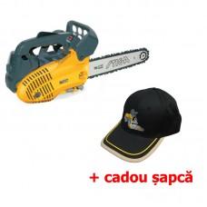 FIERASTRAU CU LANT, PE BENZINA, STIGA SPR 270, 1,4 CP + CADOU SAPCA