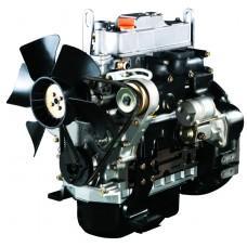 Motor Kipor KD 488, diesel, 2190 cmc, 4 cilindri in linie