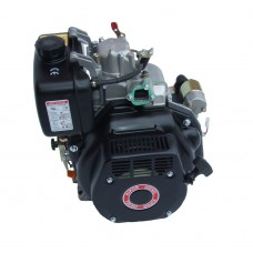 Motor Kipor KM 178FSE, diesel, 296 cmc, 1 cilindru