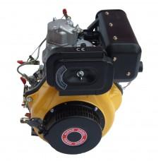 Motor Kipor KM 186FAGEX, diesel, 418 cmc, 1 cilindru