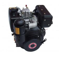 Motor Kipor KM 186FSE, diesel, 406 cmc, 1 cilindru