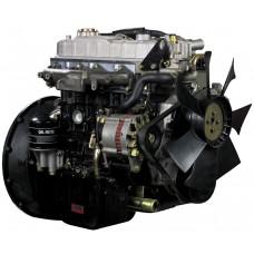 Motor Kipor KM493G, diesel, 2771 cmc, 4 cilindri in linie