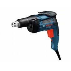 Surubelnita cu limitator de reglare a adâncimii Bosch GSR 6-25 TE Professional